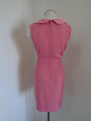 Moschino Cheap & Chic 1980s Sleeveless Pink Vintage Mini Dress
