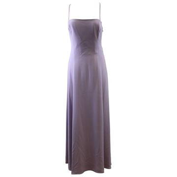 Giorgio Armani Collezioni Sleeveless Purple Vintage Evening Dress