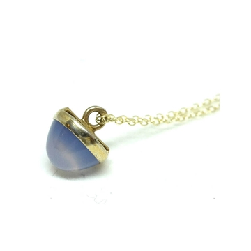 antique-edwardian-blue-chalcedony-gemstone-pendant-necklace