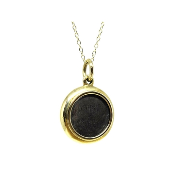 antique-victorian-9ct-gold-glass-locket-necklace