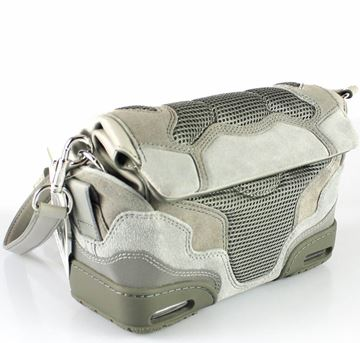 Alexander Wang Sneaker Sling Grey Vintage Shoulder Bag