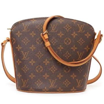 Picture of Louis Vuitton 2000s Monogram Brown Vintage Cross Body Bag