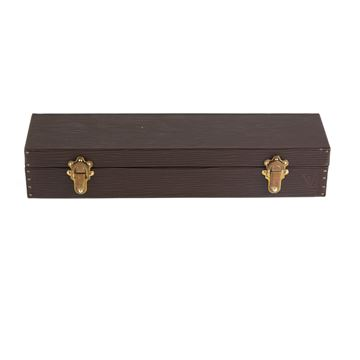 Louis Vuitton Epi Leather Brown Vintage Jewellery Box
