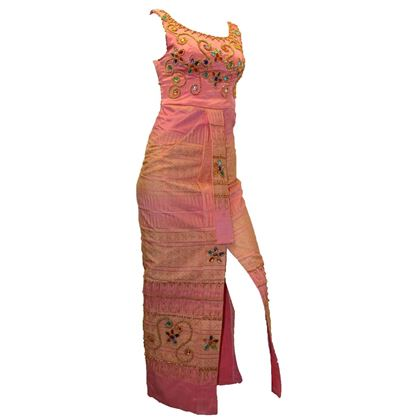 60s-pink-satin-embroidered-and-hand-beaded-evening-dress