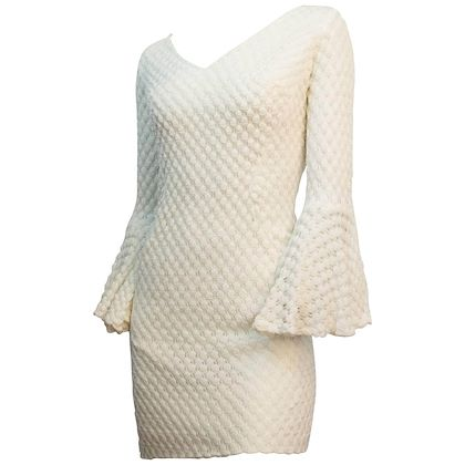 60s-white-crochet-mini-dress-with-bell-sleeves