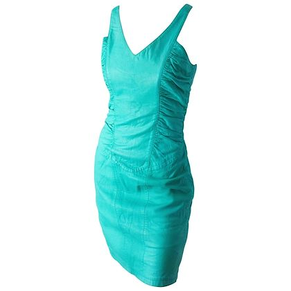 80s-north-beach-leather-teal-dress