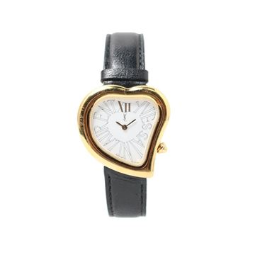 Yves Saint Laurent Heart Face Black Watch