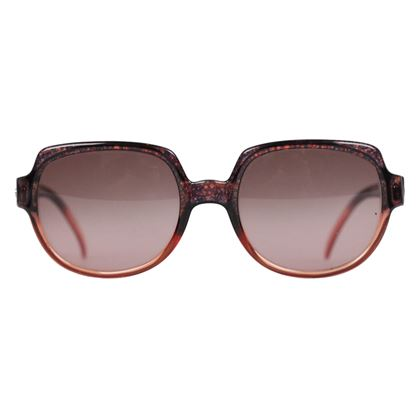 Christian Dior 1980s 2020 Speckled Brown Vintage Sunglasses