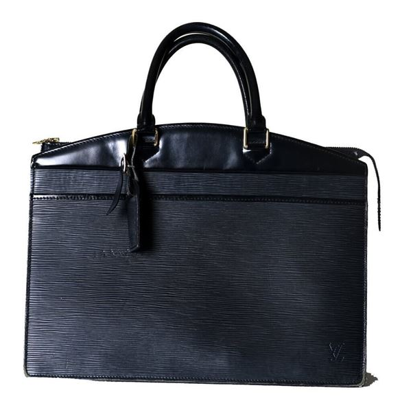 Riviera Handbag - Black