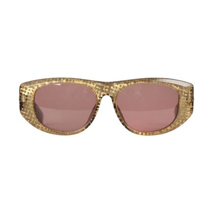 Christian Dior 1980 brown vintage Sunglasses