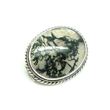 antique-victorian-moss-agate-silver-brooch-pin
