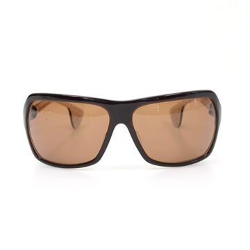 Chrome Hearts T-TS CWC Black Frame Sunglasses With Case