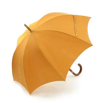 hermes-yellow-cotton-large-sunshade-umbrella