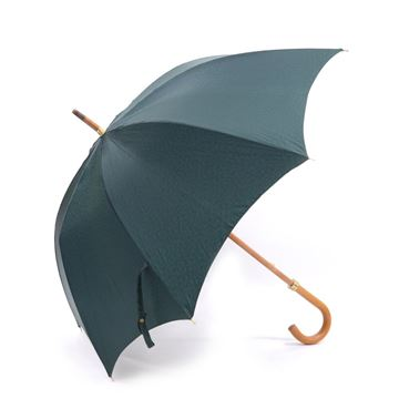 Louis Vuitton Rare Green Taiga Large Umbrella