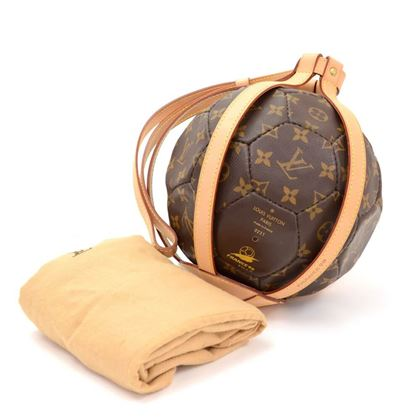 Louis Vuitton Limited Edition Monogram Canvas 1998 France World Cup Soccer Ball