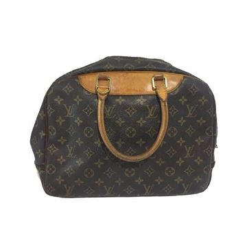 Picture of Louis Vuitton Deauville Monogram Canvas Brown Vintage Hand Bag