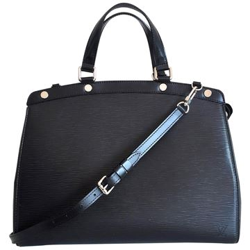 Louis Vuitton Brea GM Black Epi Noir Top Handle bag