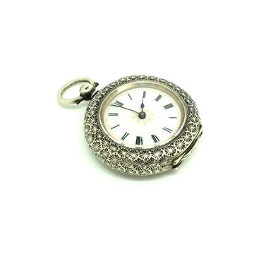 antique-1888-swiss-sterling-silver-pink-enamel-pocket-watch