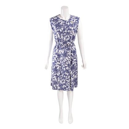 vintage-1950s-horrockses-floral-blue-and-white-dress