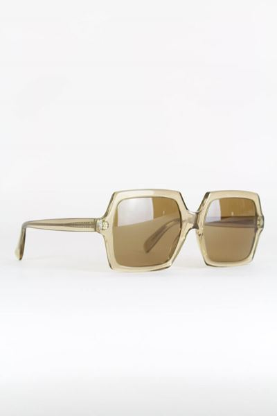 Rodenstock 1960s/1970s light brown vintage sunglasses