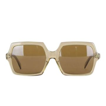 Picture of Rodenstock 1960s/1970s Light Brown Vintage Sunglasses