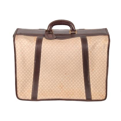 Gucci Tan Garment Carrier Bag Travel Suit Cover