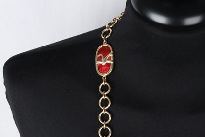 roberta-di-camerino-vintage-gold-metal-chain-belt-or-necklace-red