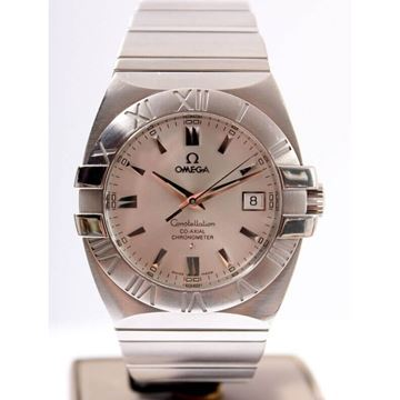 Omega Constellation Double Eagle Co-Axial Mens Watch