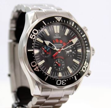 Omega Seamaster Americas Cup Racing Chronograph Mens Watch