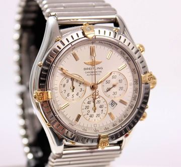 Breitling Shadow Flyback Mens Watch