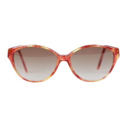 Vintage Brown Cat-Eye Sunglasses Mod. Tohas 920