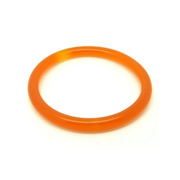 vintage-1930s-egg-yolk-bakelite-bangle-bracelet