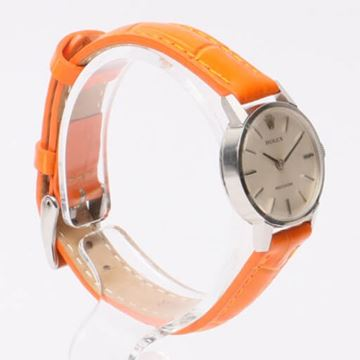 Rolex Orange Precision Watch