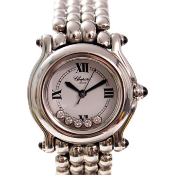 Chopard Happy Sport Diamond Fave Ladies Watch