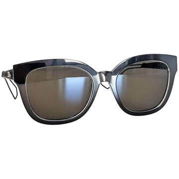Dior Diorama 2010s Grey Sunglasses