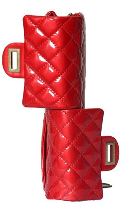 Chanel Red Clutch Reestraat Shoulder & Clutch bag