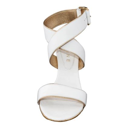 Céline Leather sandal