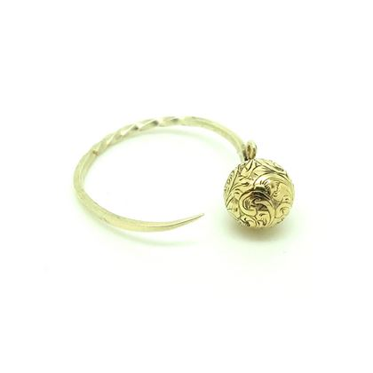 antique-victorian-9ct-gold-ball-conversion-spike-ring