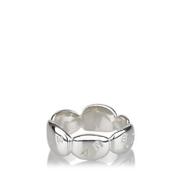 chanel-silver-pebble-ring