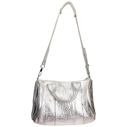 alexander-wang-silver-metallic-rocco-stud-bottom-satchel-bag