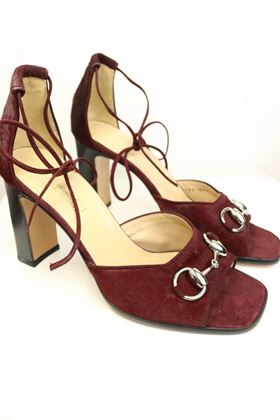 gucci-by-tom-ford-red-pony-hair-lace-up-open-toe-sandals-heels