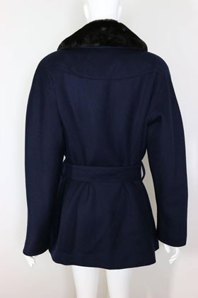 thierry-mugler-navy-blue-faux-fur-detachable-collar-double-breasted-belted-coat