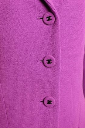 chanel-purple-boucle-wool-jacket