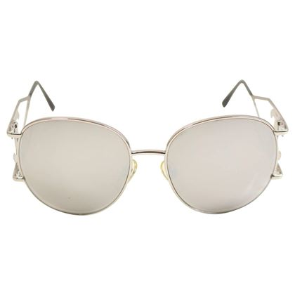 chanel-silver-metal-miller-sunglasses