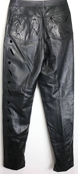 istante-by-gianni-versace-black-leather-with-cutout-pattern-pants