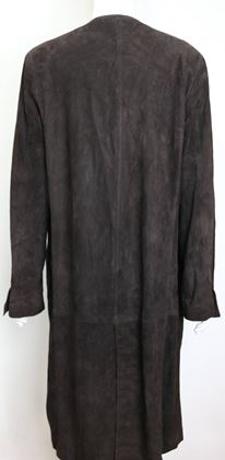 gucci-by-tom-ford-brown-suede-long-coat