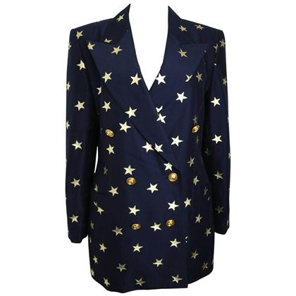 escada-navy-with-gold-stars-double-breasted-blazer