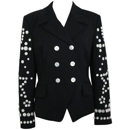escada-black-wool-with-shell-buttons-double-breasted-jacket