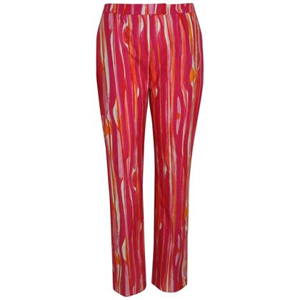 Tom Ford For Gucci Red Colour Printed Pants