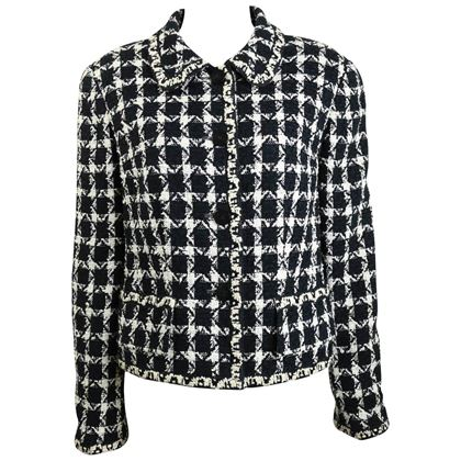chanel-black-and-white-net-overlay-tweed-jacket